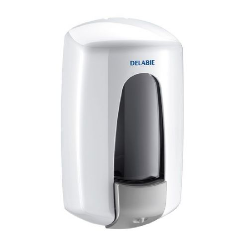 Delabie Hypereco Wall-Mounted Soap Dispenser - 0.9L
